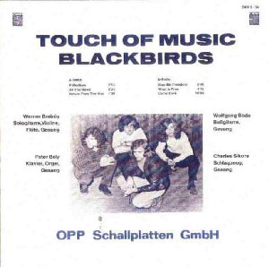 Blackbirds_Touch Of Music_krautrock