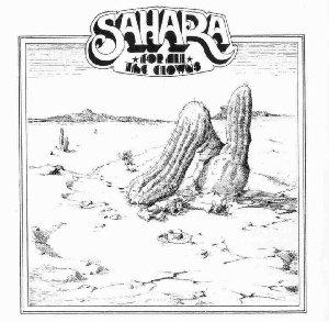 Sahara_For All The Clowns_krautrock