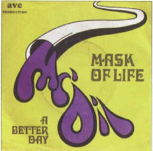 McOil_Mask of life / A better day_krautrock